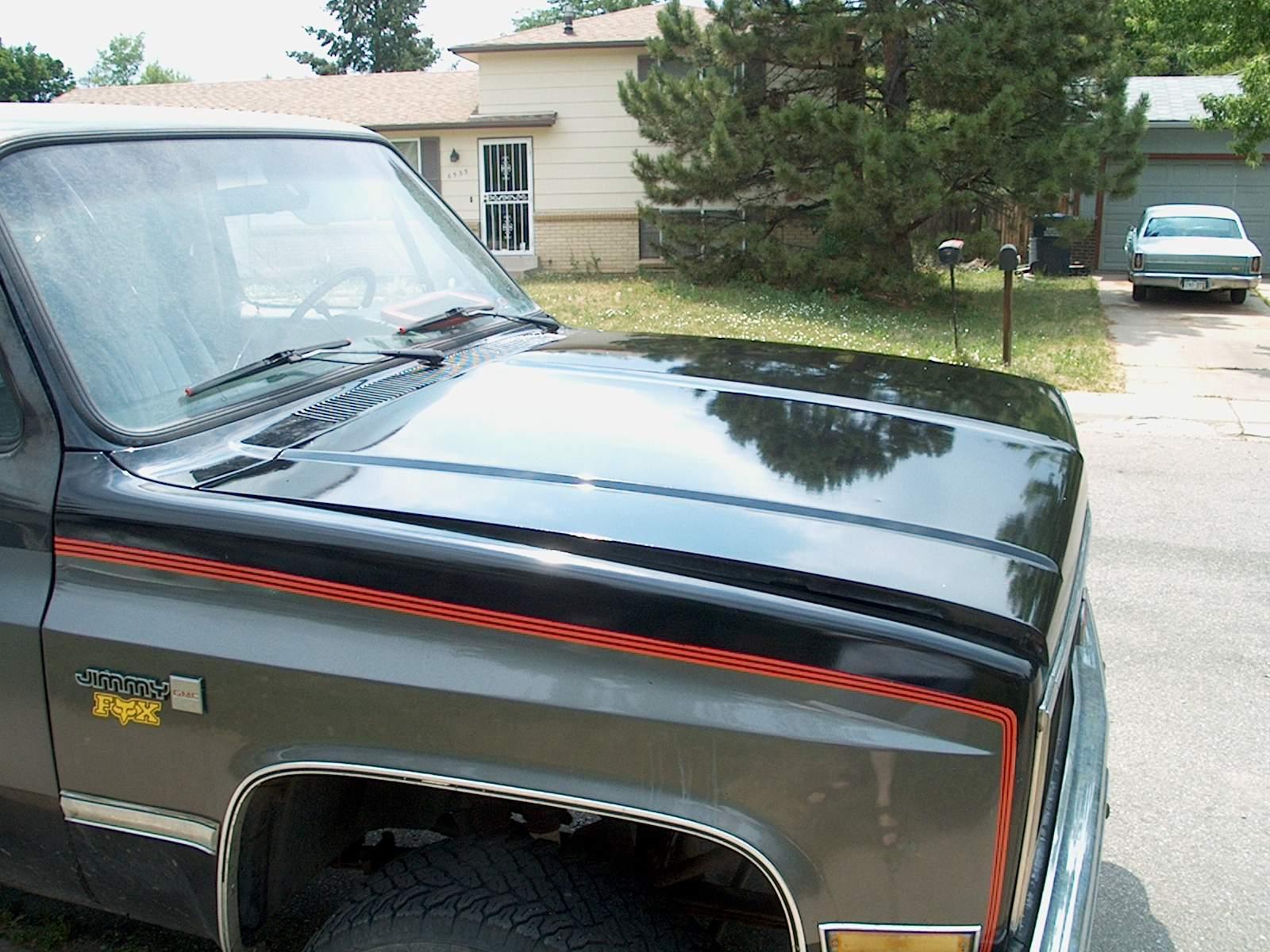 Car Paint And Rust Repair Denver